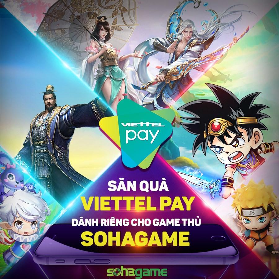 su-kien-san-qua-viettel-pay-doc-quyen-danh-cho-game-thu-sohagame