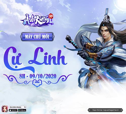 Ra mắt server Cự Linh - 1