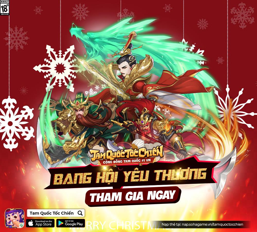 【HOT EVENT】BANG HỘI YÊU THƯƠNG - HUYNH ĐỆ TƯƠNG PHÙNG!! - 1