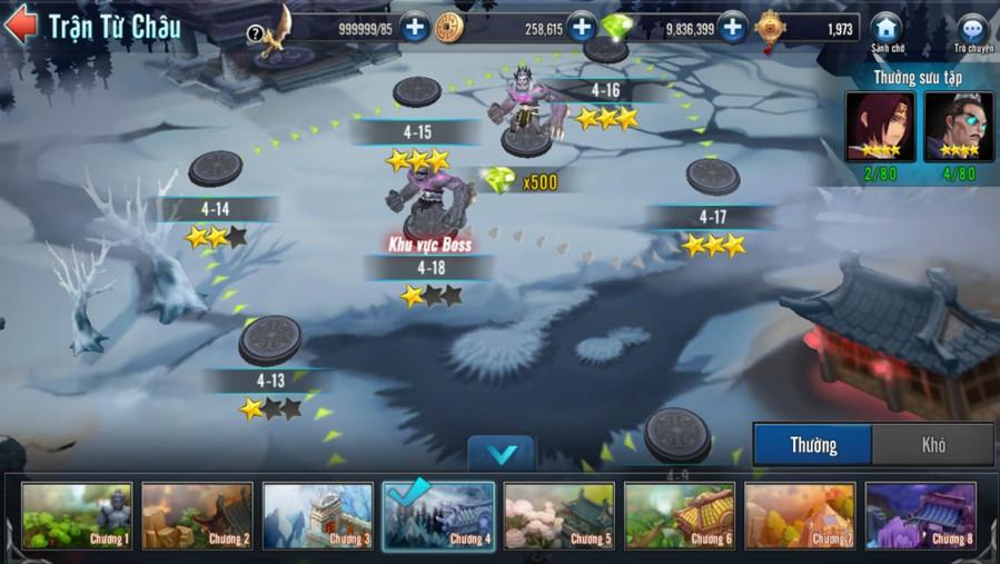 [Hoạt Động] Trận Chiến Game Loạn Thế Anh Hùng 3Q - 3