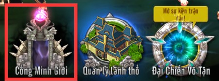 [Hoạt Động] Cổng Minh Giới Game Loạn Thế Anh Hùng 3Q - 1