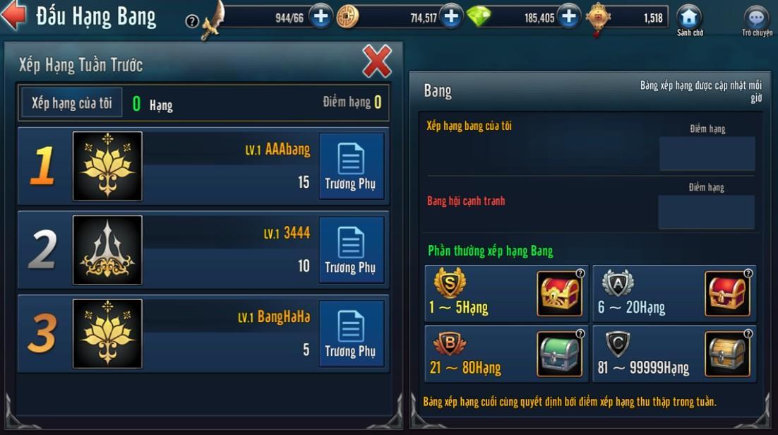 [Hoạt Động] Bang Game Loạn Thế Anh Hùng 3Q - 3