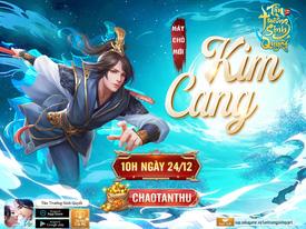 [Sự Kiện Loan Tin] Khai Mở Máy Chủ - Server 27 - Kim Cang 10:00 ngày 24/12/2020